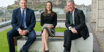 Brewin team in Edinburgh