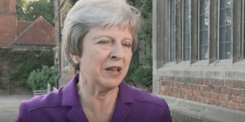 Theresa May Chequers July 6