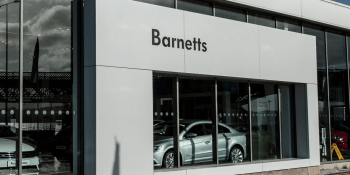 Barnetts car dealership Dundee