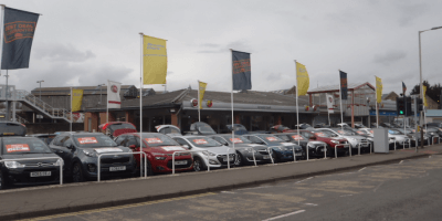 Car showroom Perth