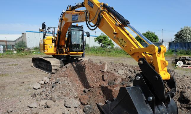 Excavator, Artemis
