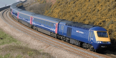 FirstGroup train, First Group rail services,