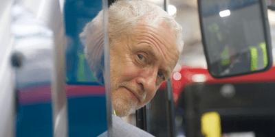 Jeremy Corbyn at Alexander Dennis