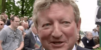Mark Johnston ITV