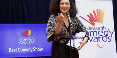 Rose Matafeo receives Edinburgh Comedy award