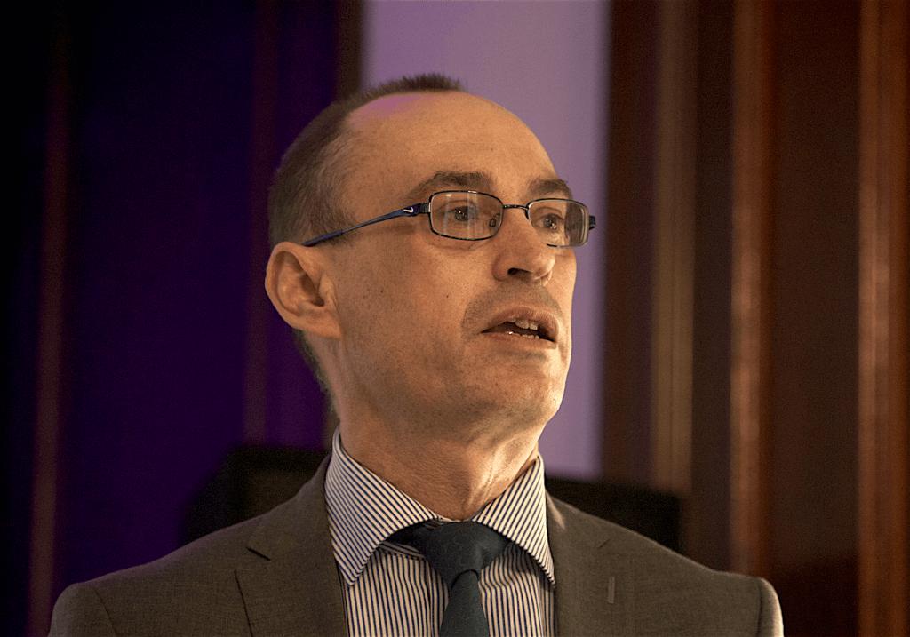 Stewart Carruth ex-Stirling Council