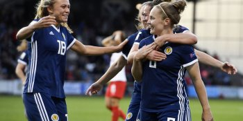 Scotland's women are celebrating after qualifying for the World Cup for the first time