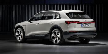 Audi e-tron rear (Audi)