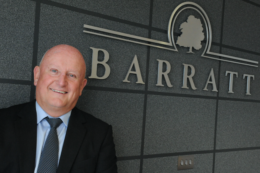 Doug McLeod of Barratt Developments