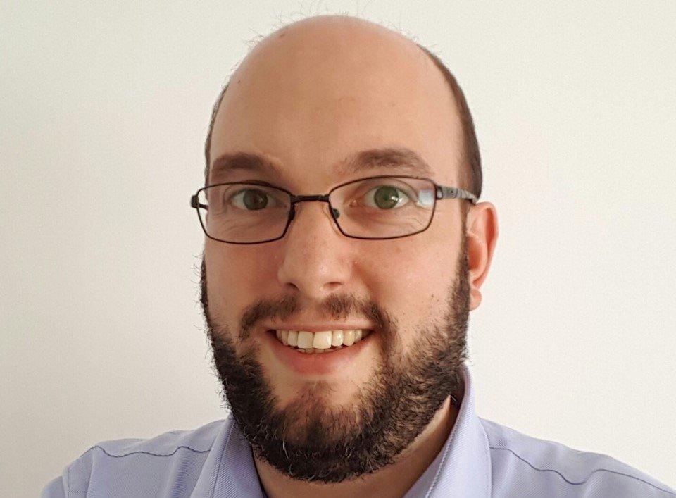 Nick Psaila, Optoscribe chief executive officer