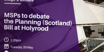 Planning (Scotland) bill