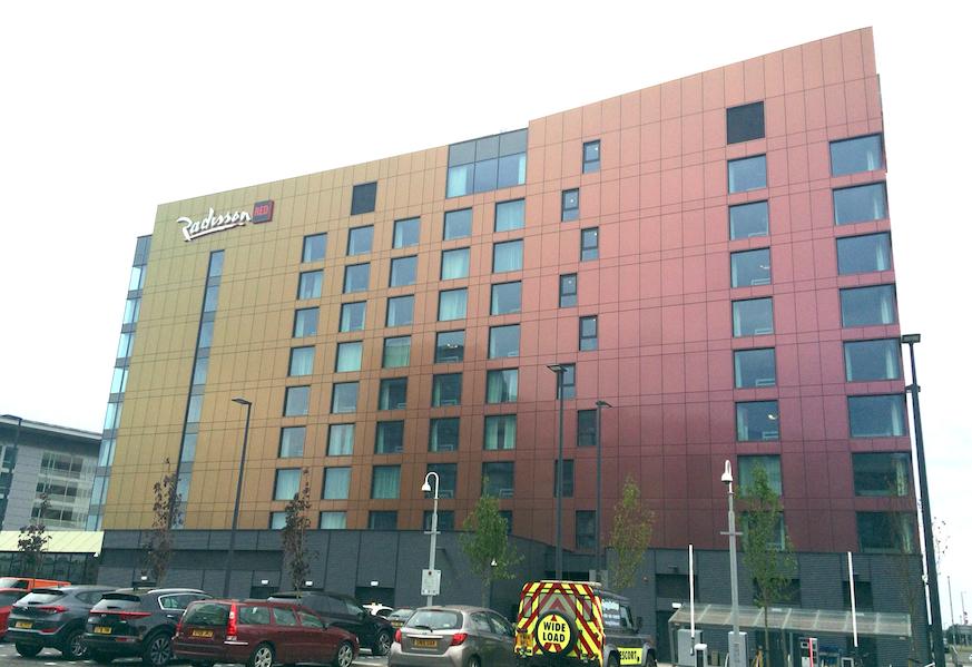 Radisson Red, Glasgow