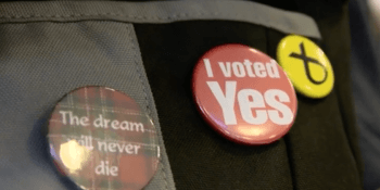 Referendum badges