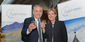 Richard Lochhead and Karen Betts