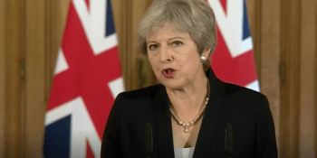 Theresa May No Deal statement