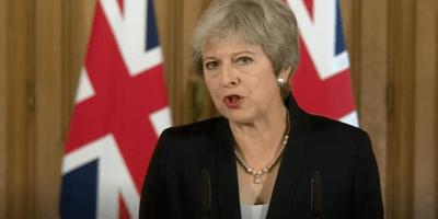 Theresa May No Deal statement