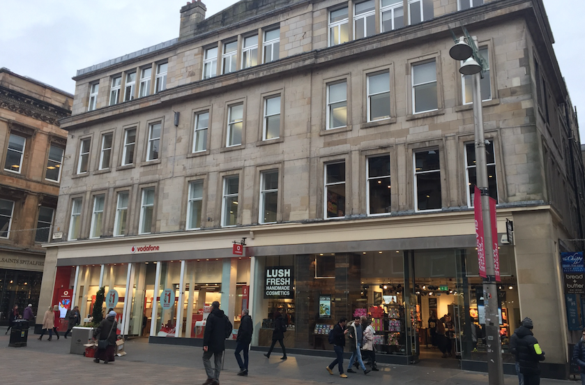Vodafone Buchanan Street