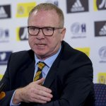 Alex McLeish's future is in doubt
