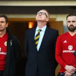 Alex McLeish could be looking for some divine intervention as Scotland continue to struggle
