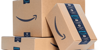 Amazon parcels - Amazon website