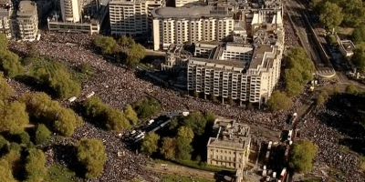 Brexit protest Oct 19