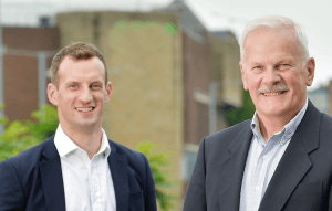 Colin Campbell and Alistair Campbell