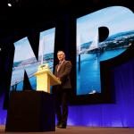 Derek Mackay SNP 2018 conf