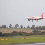 Edinburgh airport Easyjet