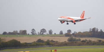 Edinburgh airport Easyjet