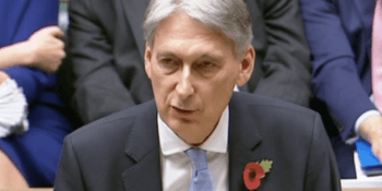 Philip Hammond Oct 29