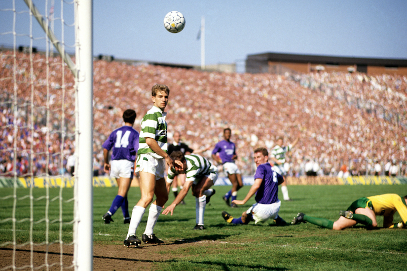 Scottish Cup final 1989