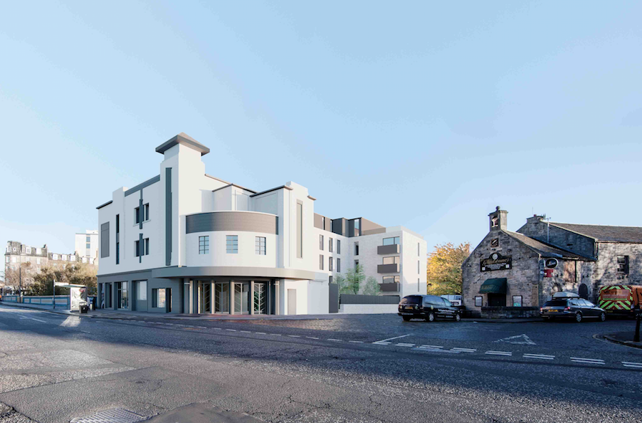 State Cinema Leith proposal