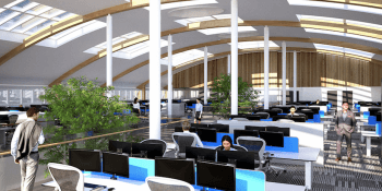 Velux new office Glenrothes