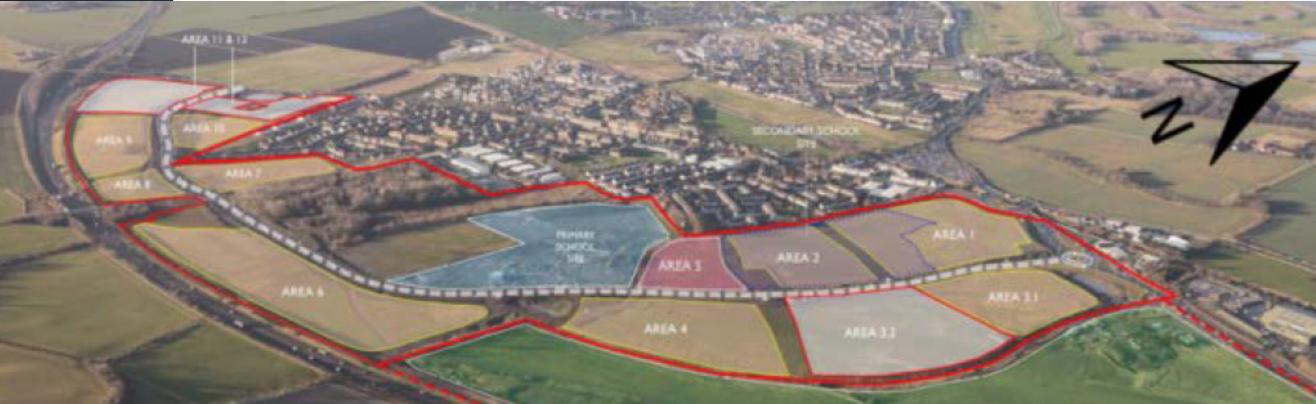 Wallyford development
