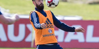 Steven Fletcher is back in the international set-up after a 13-month absence