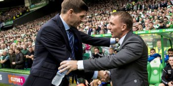 Brendan Rodgers wants Rangers and Celtic to do well in Europa League