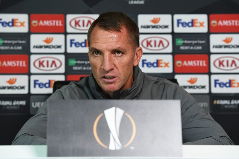 Celtic boss Brendan Rodgers wants a positive result against Leipzig at Parkhead