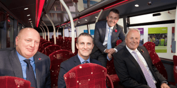 Bus launch Alexander Dennis