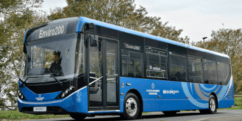 Enviro200 Alexander bus for McGills