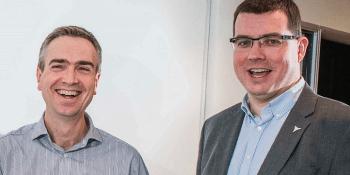 Paul Devlin and Ian Stevenson - Cyan Forensics