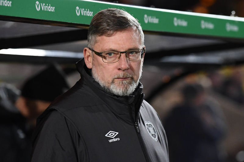 Craig Levein was left embarrassed after Hearts' 5-0 loss to Livingston