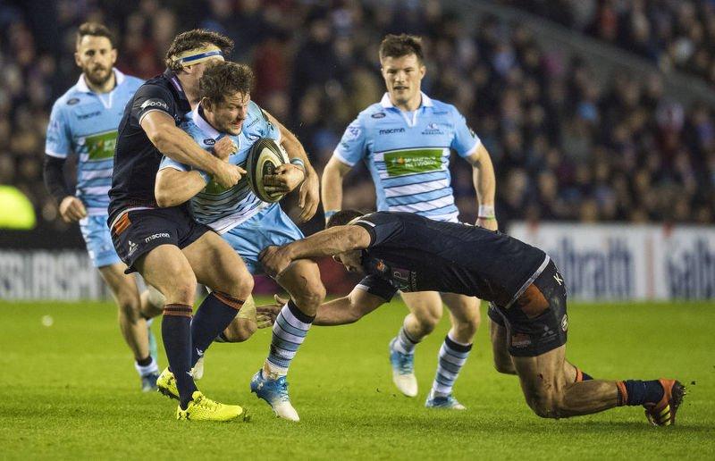 Edinburgh will take a healthy advantage into the second leg