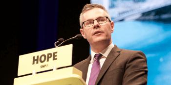 Derek Mackay (at SNP conf)