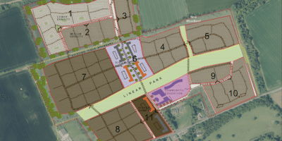 Hatton village plan