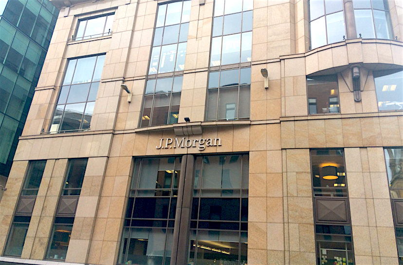 JP Morgan seeking new Glasgow HQ for software developers