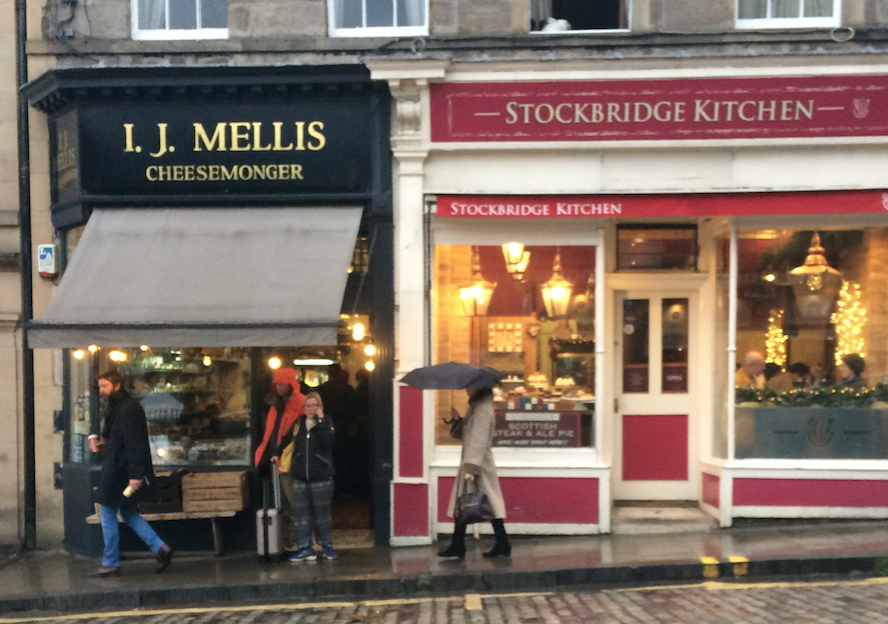 Stockbridge shops