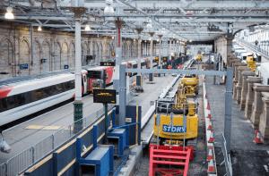 Story at Waverley station