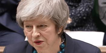 Theresa May Brexit debate 10 Dec