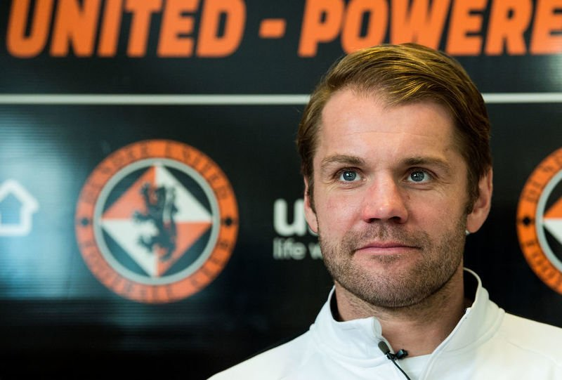 Robbie Neilson, Dundee United manager