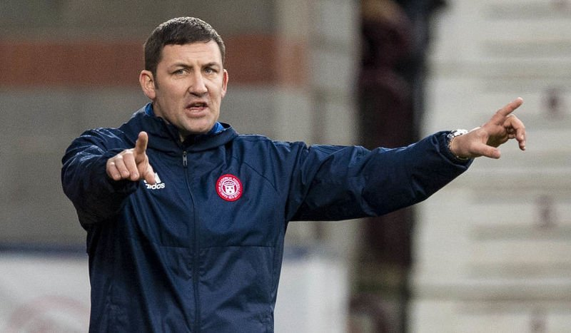 Martin Canning has left Hamilton after four years as manager